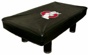 NCAA College Pool Table Covers