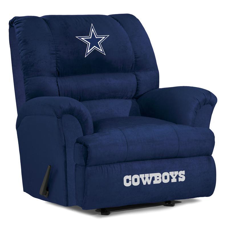 Dfw Furniture Pittsburgh: Dallas Cowboys Big Daddy Recliner