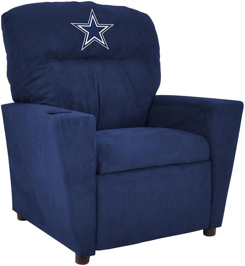 Dallas Cowboys Kids Recliner