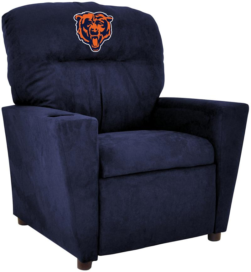 Chicago Bears Kids Recliner