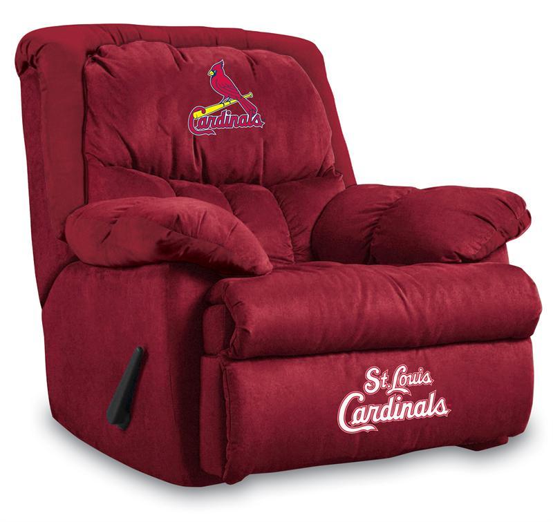 St. Louis Cardinals Home Team Recliner
