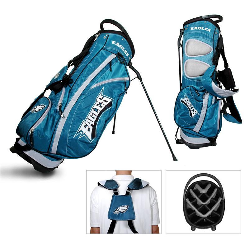 Philadelphia Eagles Fairway Stand Golf Bag