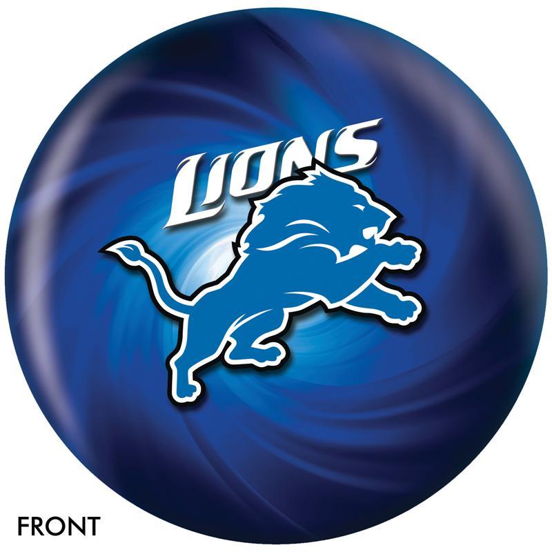 Detroit Lions Bowling Ball