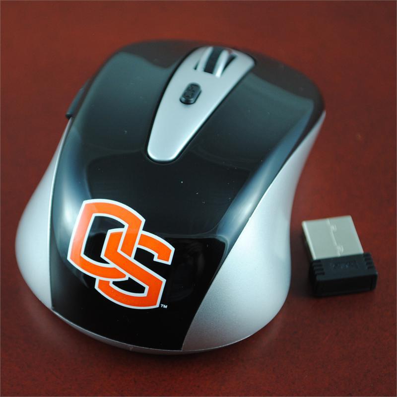 Oregon State Beavers Wireless Mouse
