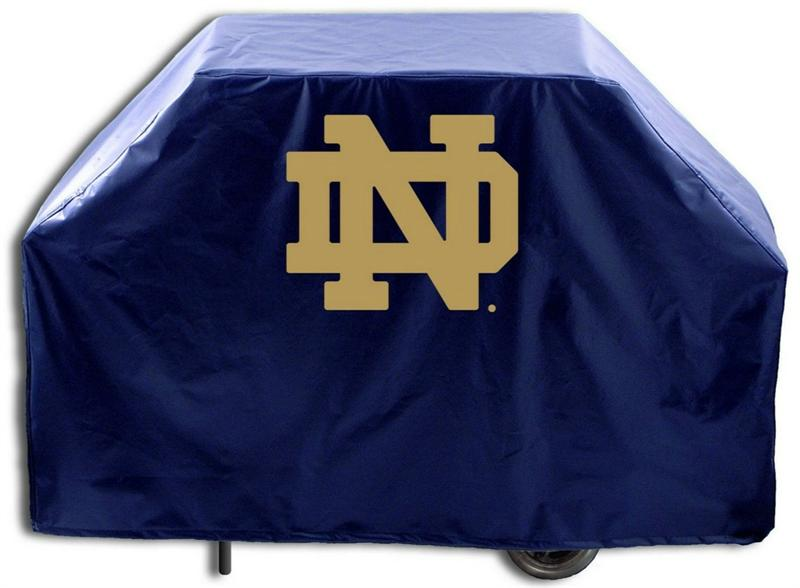 Notre Dame Fighting Irish Nd Logo Grill Cover