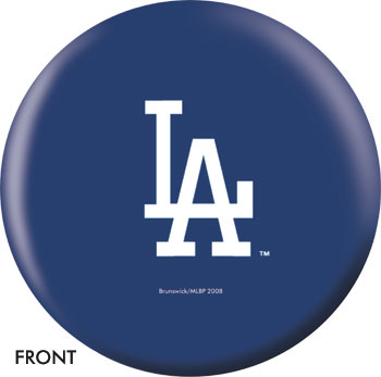 La Dodgers Bowling Ball