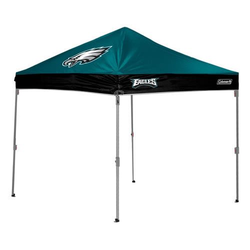 Philadelphia Eagles 10x10 Straight Leg Canopy Shelter
