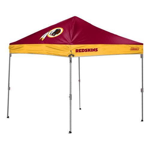 Washington Redskins 10x10 Straight Leg Canopy Shelter