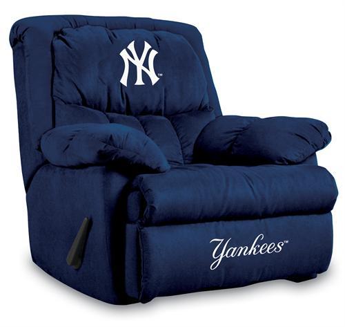 New York Yankees Home Team Recliner