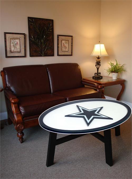 Dallas Cowboys Coffee Table