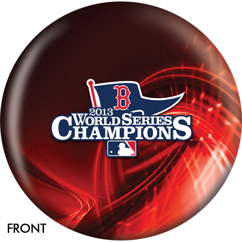 Boston Red Sox 2013 World Series Champions Bowling Ball