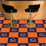 Chicago Bears Carpet Tiles