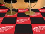 Detroit Red Wings Carpet Tiles