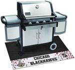 Chicago Blackhawks 2015 Stanley Cup Champions Grill Mat