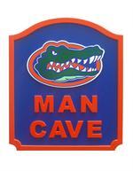 Florida Gators Man Cave Shield