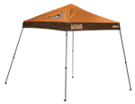 Cleveland Browns Slant Leg Tailgating Shelter