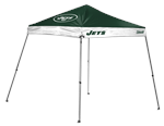 New York Jets Slant Leg Tailgating Shelter
