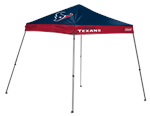 Houston Texans Slant Leg Tailgating Shelter