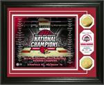 Louisville Cardinals 2013 NCAA Champions Gold Coin Photo Mint
