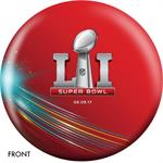 New England Patriots Super Bowl LI Champions Bowling Ball - Front View