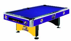 NCAA Team Logo Pool Tables