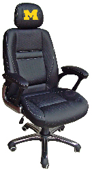 NCAA Head Coach Office Chair