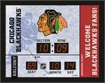 NHL Scoreboard Clocks