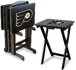 NHL TV Snack Trays