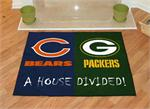 NFL House Divided Mats