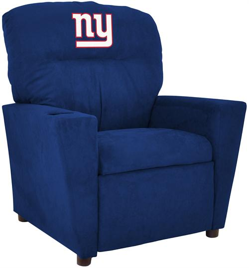 New York Giants Kids Recliner