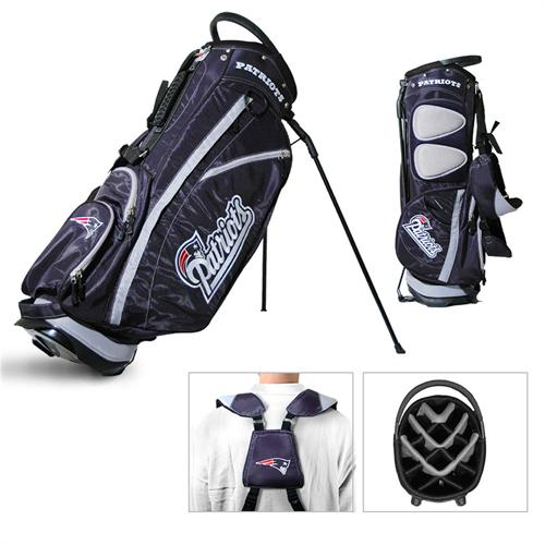 New England Patriots Fairway Stand Golf Bag