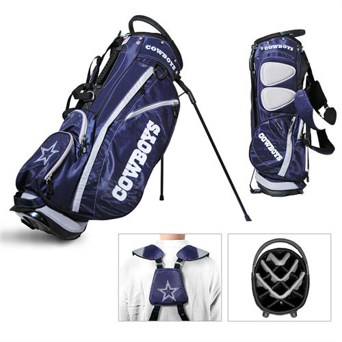 Dallas Cowboys Fairway Stand Golf Bag
