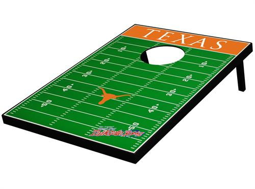Texas Longhorns Tailgate Toss Game