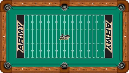 Army Pool Table Felt - Gridiron Design