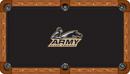 Army Pool Table Felt - Knight and Horse Design