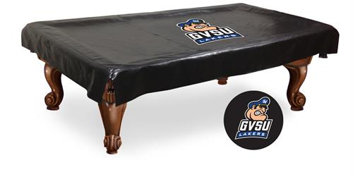 Grand Valley State Lakers Pool Table Cover