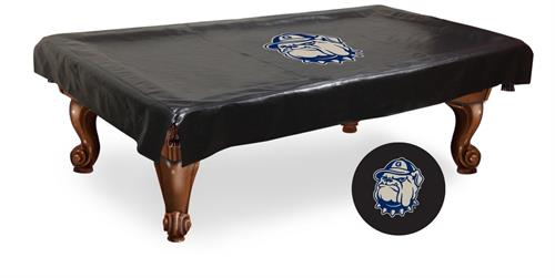 Georgetown Hoyas Pool Table Cover