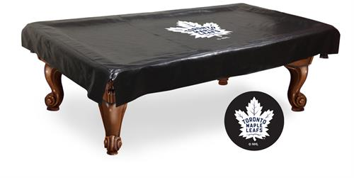 Toronto Maple Leafs Pool Table Cover