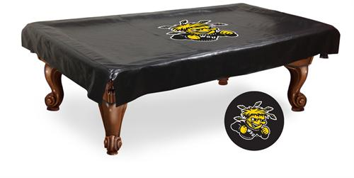 Wichita State Shockers Pool Table Cover