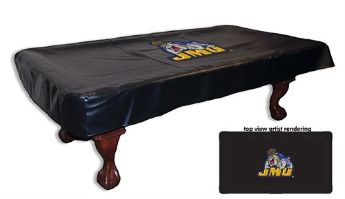 James Madison Dukes Pool Table Cover