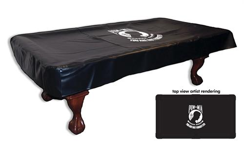 POW/MIA Pool Table Cover