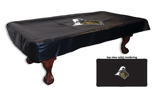 Purdue Boilermakers Pool Table Cover