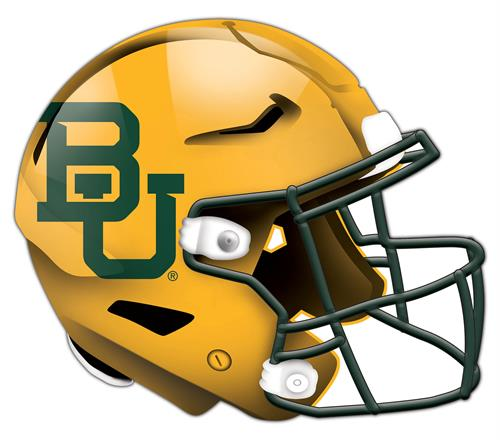 Baylor Bears 24 Inch Authentic Wall Helmet