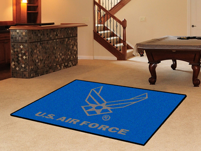 Air Force 5x8 Area Rug