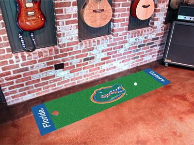 Florida Gators Putting Green Mat