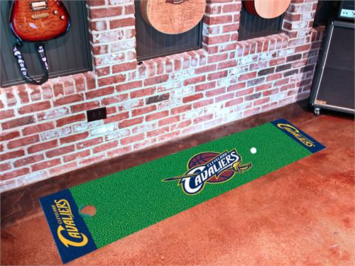 Cleveland Cavaliers Putting Green Mat