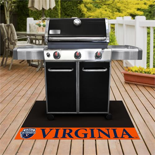 Virginia Cavaliers 2019 NCAA Mens Basketball National Champions Grill Mat