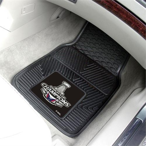 Washington Capitals 2018 Stanley Cup Champions Vinyl Car Mats