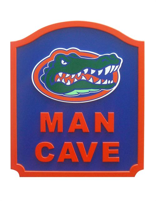 Florida Gators Man Cave Shield