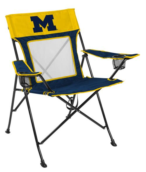 Michigan Wolverines Game Changer Tailgating Chair